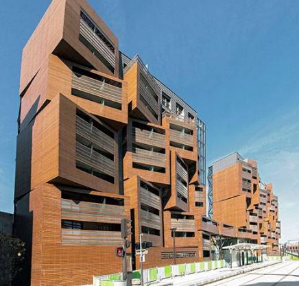 Basket apartments Max Exterior