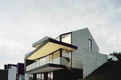equitone euronit dom nowoczesna elewacja