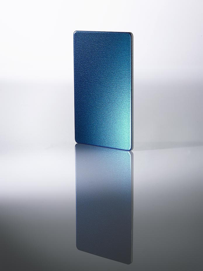 alucobond mieniace kolory kameleon panel wzornik