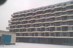 M3ziolek fasady wentylowane trespa plyty realizacja montaż