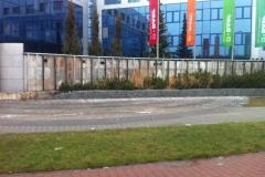 montaż realizacja trespa hpl kolory trespa 2015 ogrodzenie
