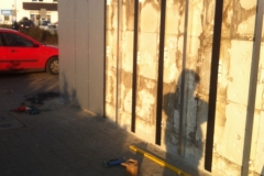 montaż realizacja trespa hpl kolory trespa konstrukcja aluminiowa