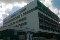 płyty elewacyjne betonowe fasada euronit