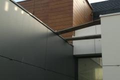 dom prywatny plyty cembrit betonowe