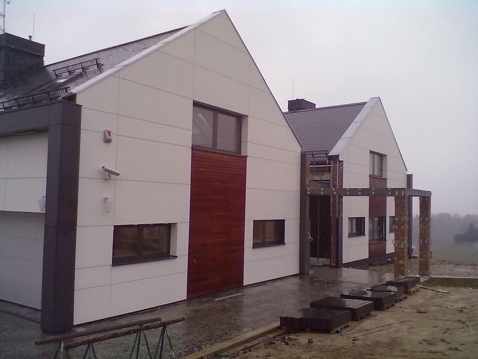fasada wentylowana cembrit plyty elewacyjne sika tackpanel