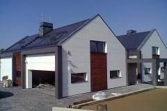 fasada wentylowana cembrit plyty elewacyjne beton drewno
