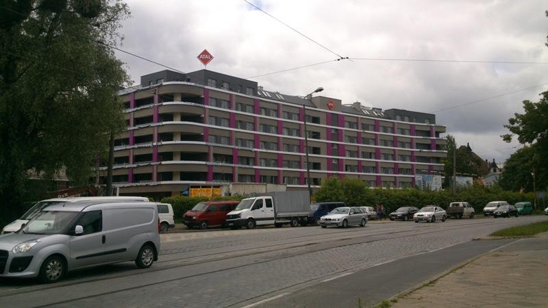 płyty elewacyjne Trespa fasada wentylowana okładziny HPL Wrocław
