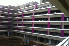 płyty elewacyjne Trespa fasada wentylowana okładziny HPL montaż m3ziolek
