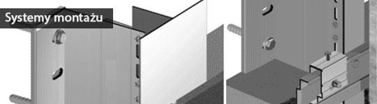 fasady wentylowane systemy montazu
