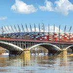 Elewacja Stadion Narodowy