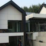 Dom prywatny płyty Cembrit