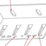 Konstrukcja aluminiowa podstawowa