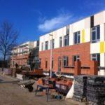 Szkoła Podstawowa w Blizne koło Radomia płyty Trespa HPL